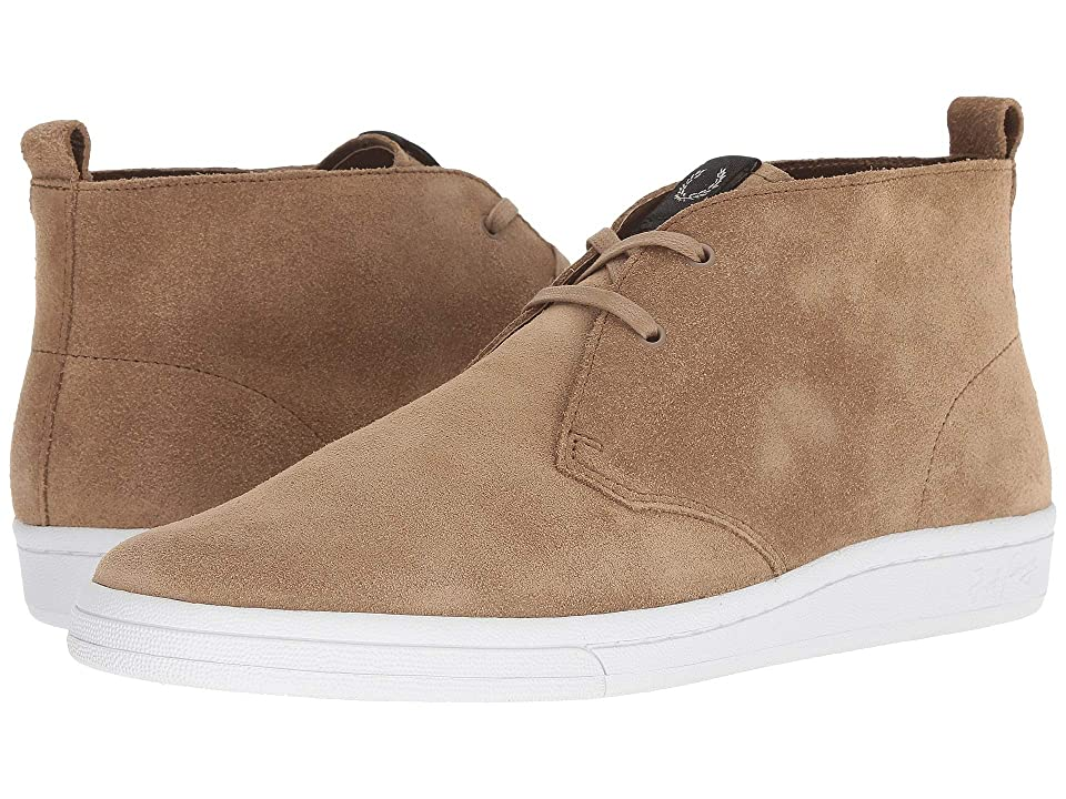 d676b6e721062c Fred Perry B721 X George Cox Chukka Suede (Almond) Men