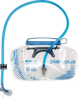 Platypus Big Zip EVO 2.0-Liter Lumbar Hands-Free Hydration System Reservoir