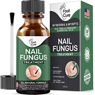 Extra Strong Nail Fungus Treatment -Made in USA, Best Nail Repair Set, Stop Fungal Growth, Effective Fingernail & Toenail ...