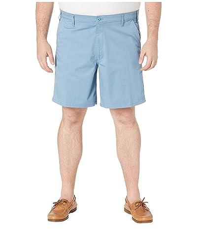 Dockers Big Tall Original Shorts (Blue Shadow) Men
