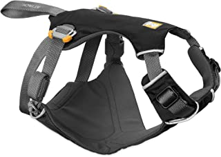 RUFFWEAR - Load Up, Dog Car Harness with Strength-Rated Hardware, Secure Vehicle Restraint, Universal Seat Belt Attachment...