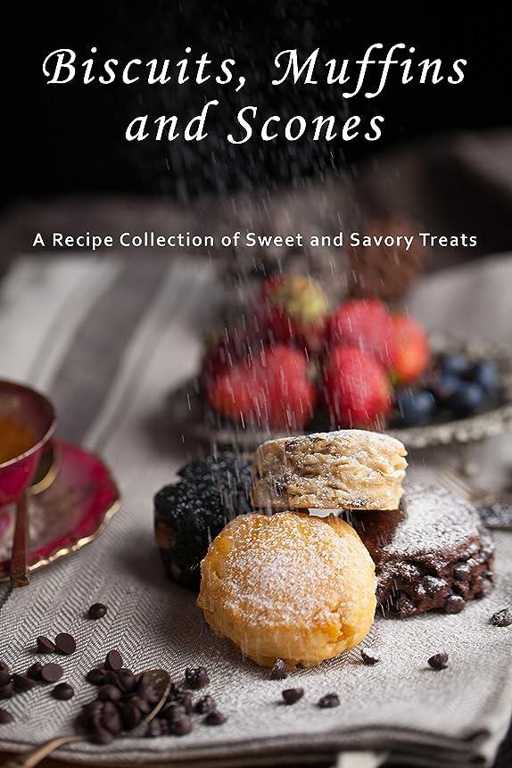 ピースくぼみミュウミュウBiscuits, Muffins & Scones: A Recipe Collection of Sweet and Savory Treats (English Edition)