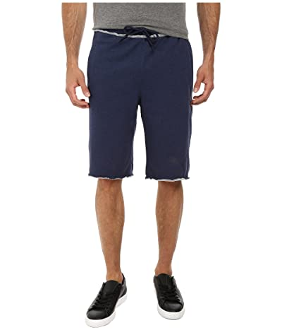 PUMA 12 Bermuda Sweat Shorts (Peacoat Heather) Men