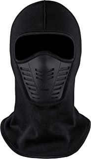 Balaclava Ski Mask - Cold Weather Face Mask with Air...