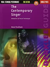Hal Leonard The Contemporary Singer - 2nd Edition -Audio Online