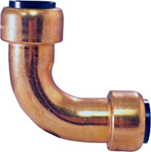 Apollo Copper Push ACPE34 3/4-inch Copper Push Elbow