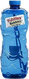Little Kids Fubbles Premium Long Lasting Bubble Solution, Assorted Colors, 64 oz