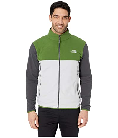 The North Face Glacier Alpine Jacket (High-Rise Grey/TNF Black/Asphalt Grey 2) Men
