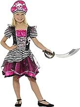 Smiffy'S 21981S Disfraz Perfecto De Pirata Para Chica Con