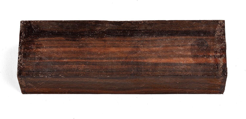 Texas New item Knifemakers Supply Macassar Ebony Knife Wood Branded goods Handle Block