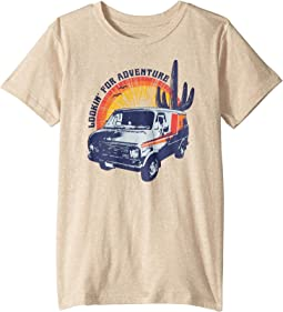 Lookin' For Adventure Short Sleeve Tee (Toddler/Little Kids/Big Kids)