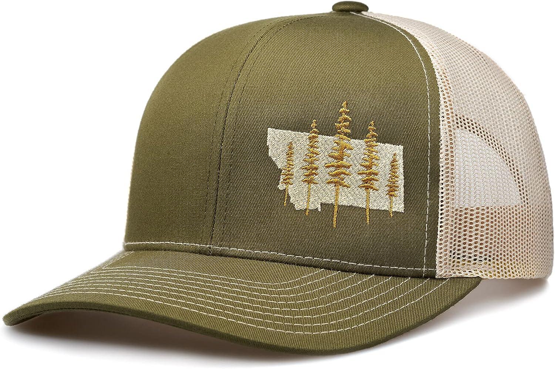 Montana Hats Wild Trucker Topics on TV No-Sweat Hat low-pricing Inclu Liner