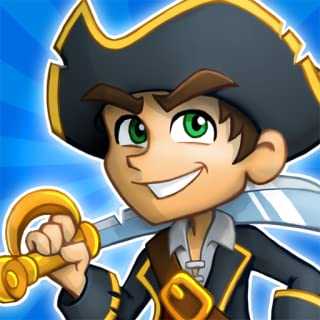 Max's Pirate Planet - A Board Game Adventure