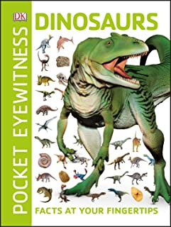 Pocket Eyewitness Dinosaurs: Facts at Your Fingertips