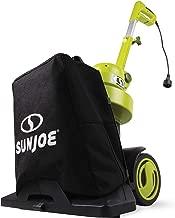 Sun Joe SBJ802E-RM 3-in-1 Electric Blower/Vacuum/Mulcher   Max 165 MPH   13.5-Amp   Walk Behind (Renewed)