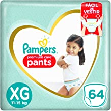 Fralda Pampers Pants Premium Care XG 64 unidades, Pampers