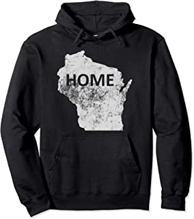 Home - Wisconsin Pullover Hoodie