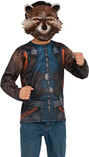 Guardians of the Galaxy Vol. 2 Child's Rocket Raccoon Costume Top