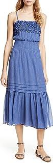 Rebecca Taylor Women's Sleeveless Lurex Tank Dress
