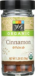 365 Everyday Value, Organic Cinnamon Sticks, 1.28 oz