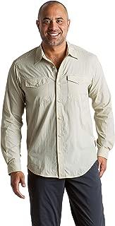 ExOfficio Men's Syros Lightweight Long-Sleeve Shirt