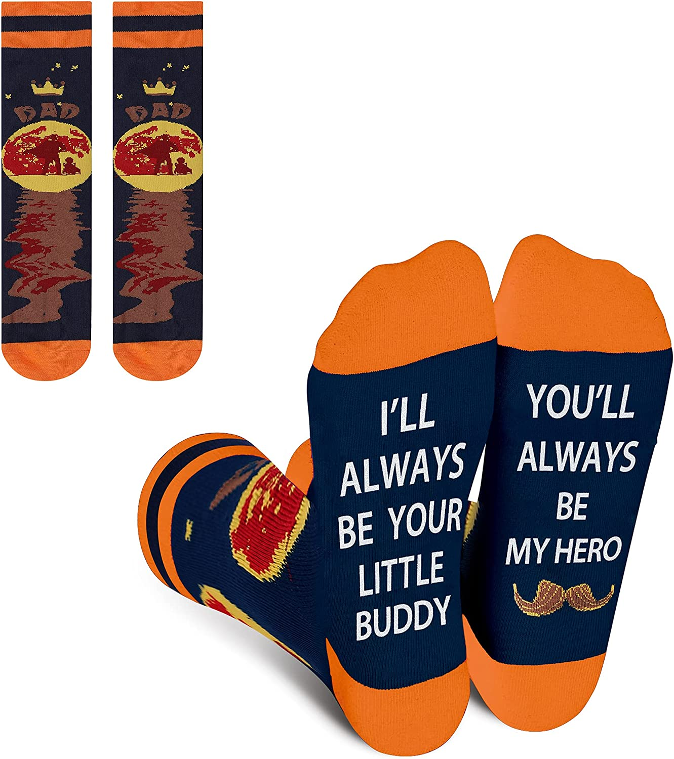 Funny Socks for Men Women-Fun Max 64% OFF Novelty Crazy Funky sold out Crew Casual Co