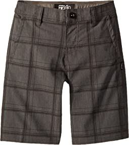Mixed Hybrid Shorts (Big Kids)