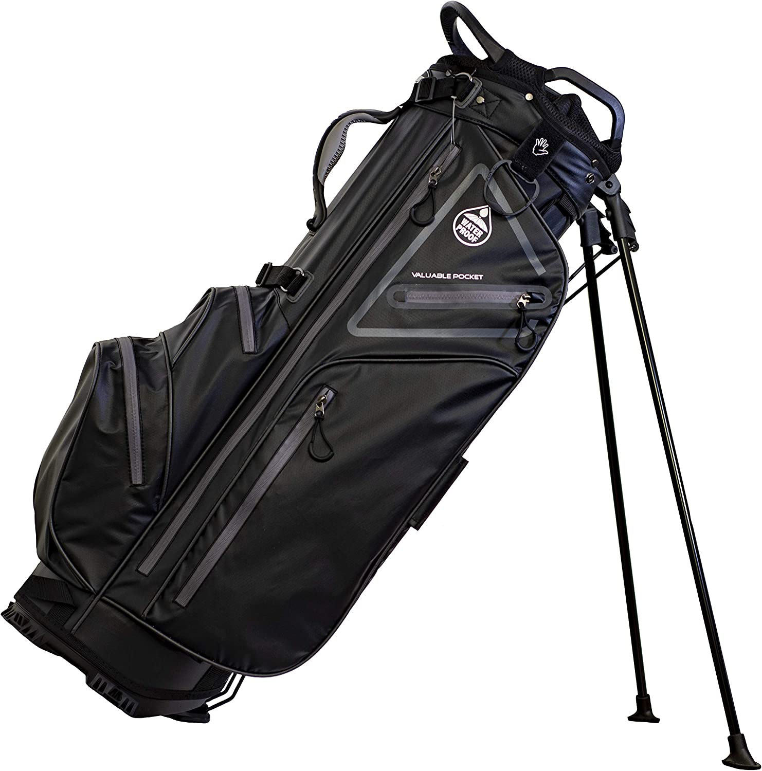 Club Champ Waterproof Stand Complete Free Shipping Golf New color Bag