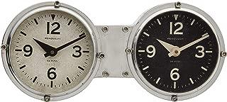 "Pendulux, Table Clock, 4.5"" H x 10"" W x 4"" D, 2.5 lbs - Dashboard"