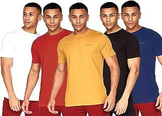 Crosshatch Men's Traymax Pkb T-Shirt