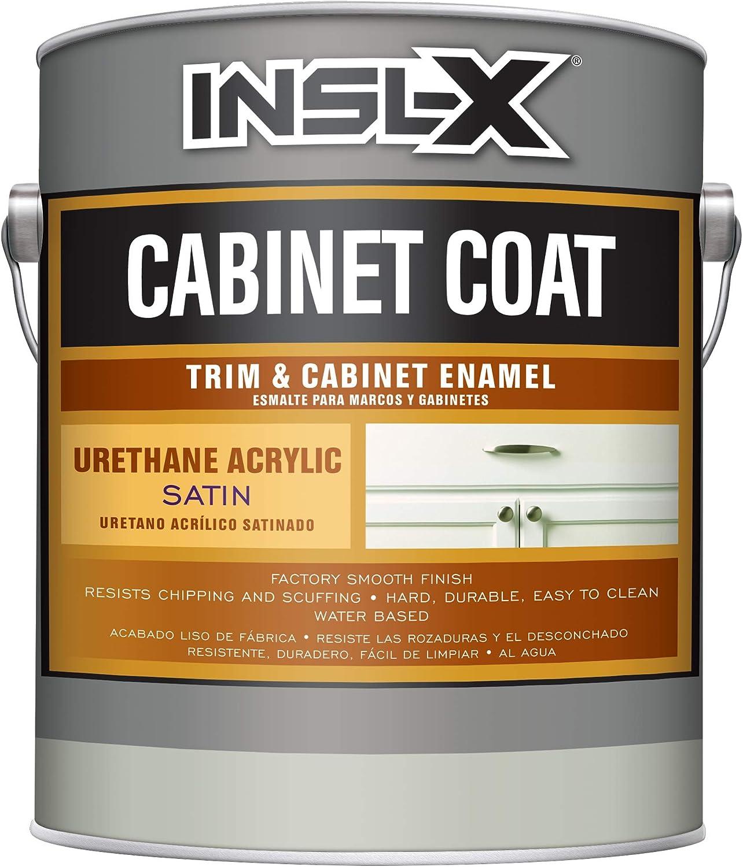 Max 71% OFF INSL-X CC550109A-01 Cabinet 2021 Coat Enamel Sheen Satin Ga Paint 1