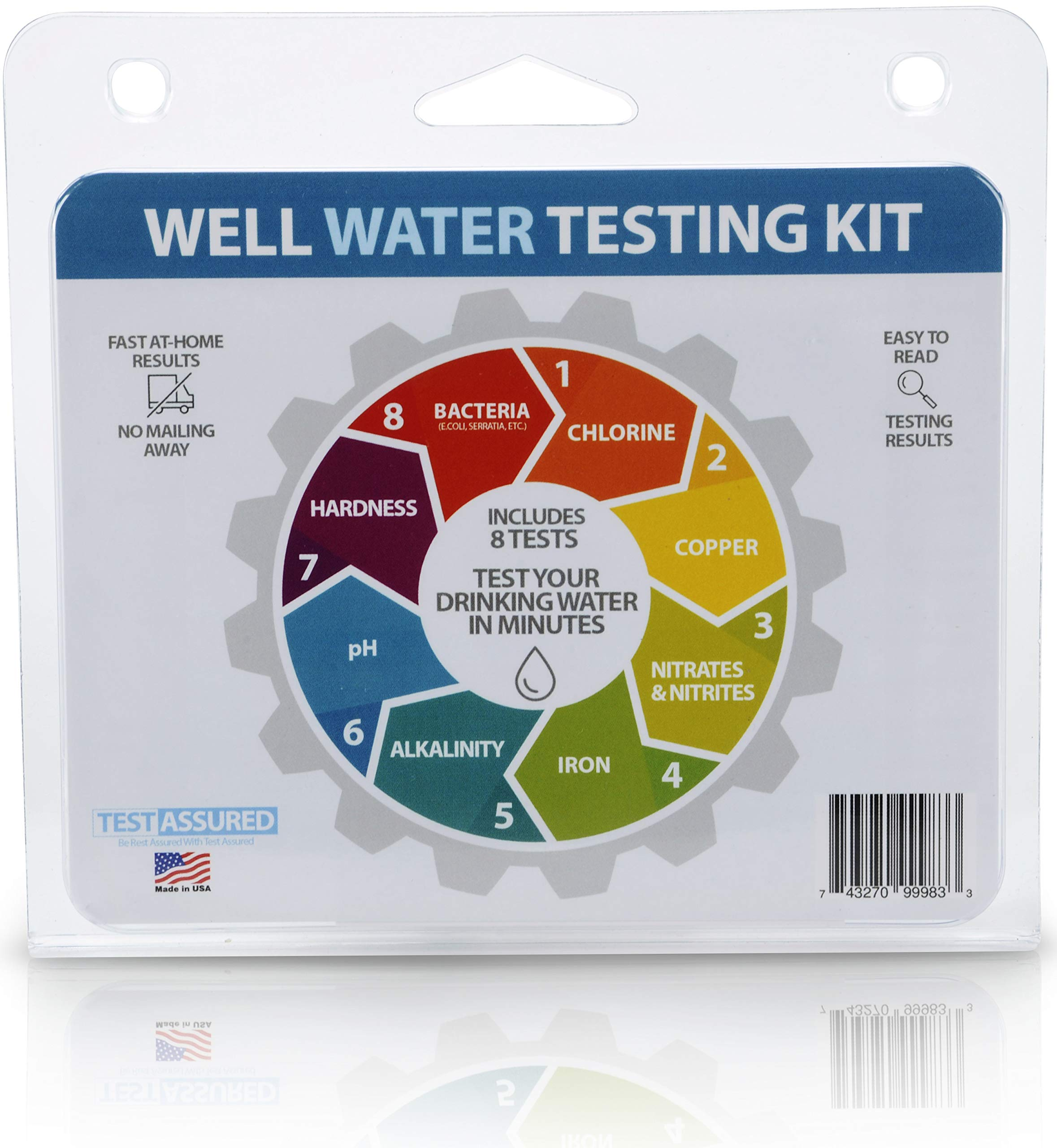 Well Water Testing Kit Bacteria