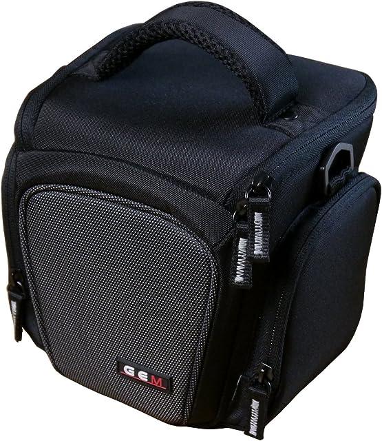 GEM GYDOTNCL810P510 Caja compacta Negro Estuche para cámara fotográfica - Funda (Caja compacta Nikon Coolpix L810 P510 Plus Negro)