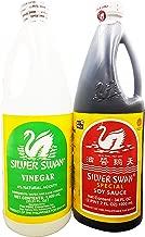 Silver Swan Vinegar & Soy Sauce Bundle