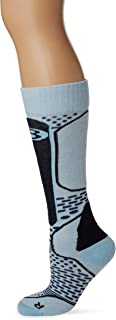 Icebreaker Merino Women's Ski Over The Calf Socks, Merino Wool