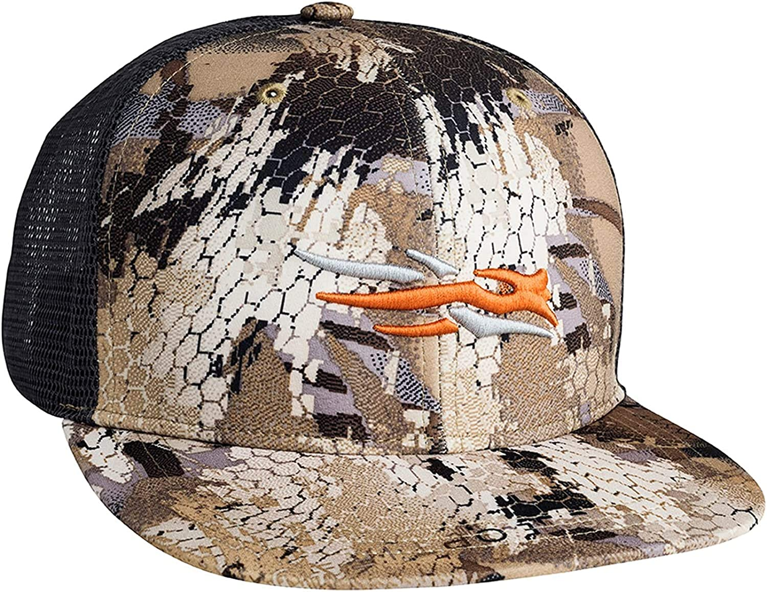 Ranking TOP14 SITKA Gear Men's Trucker Breathable Purchase Mesh - Hunting Size Cap One