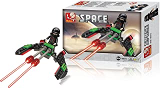 Sluban Sith Starfighter (34 Pieces)