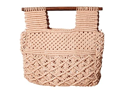 San Diego Hat Company BSB3616 (Blush) Tote Handbags