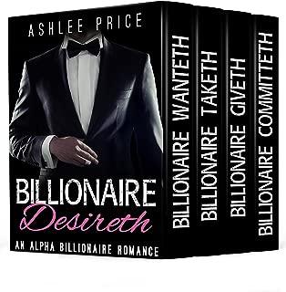 Billionaire Desireth: An Alpha Billionaire Romance Box Set