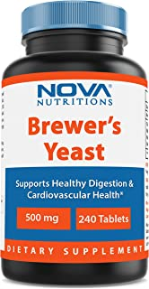 brewers yeast supplement gnc