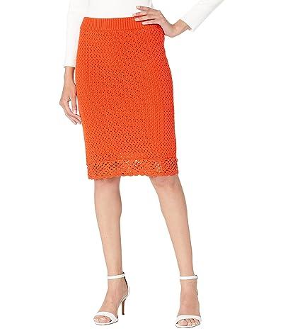 BCBGeneration Crochet Midi Skirt 1TX1S78