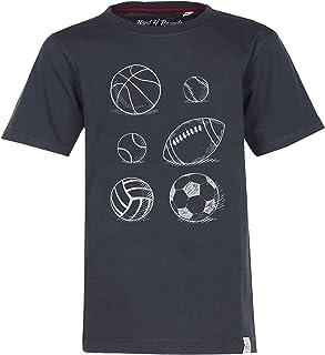 Band of Rascals Kurzarm Balls T-Shirt aus 100% Bio-Baumwolle