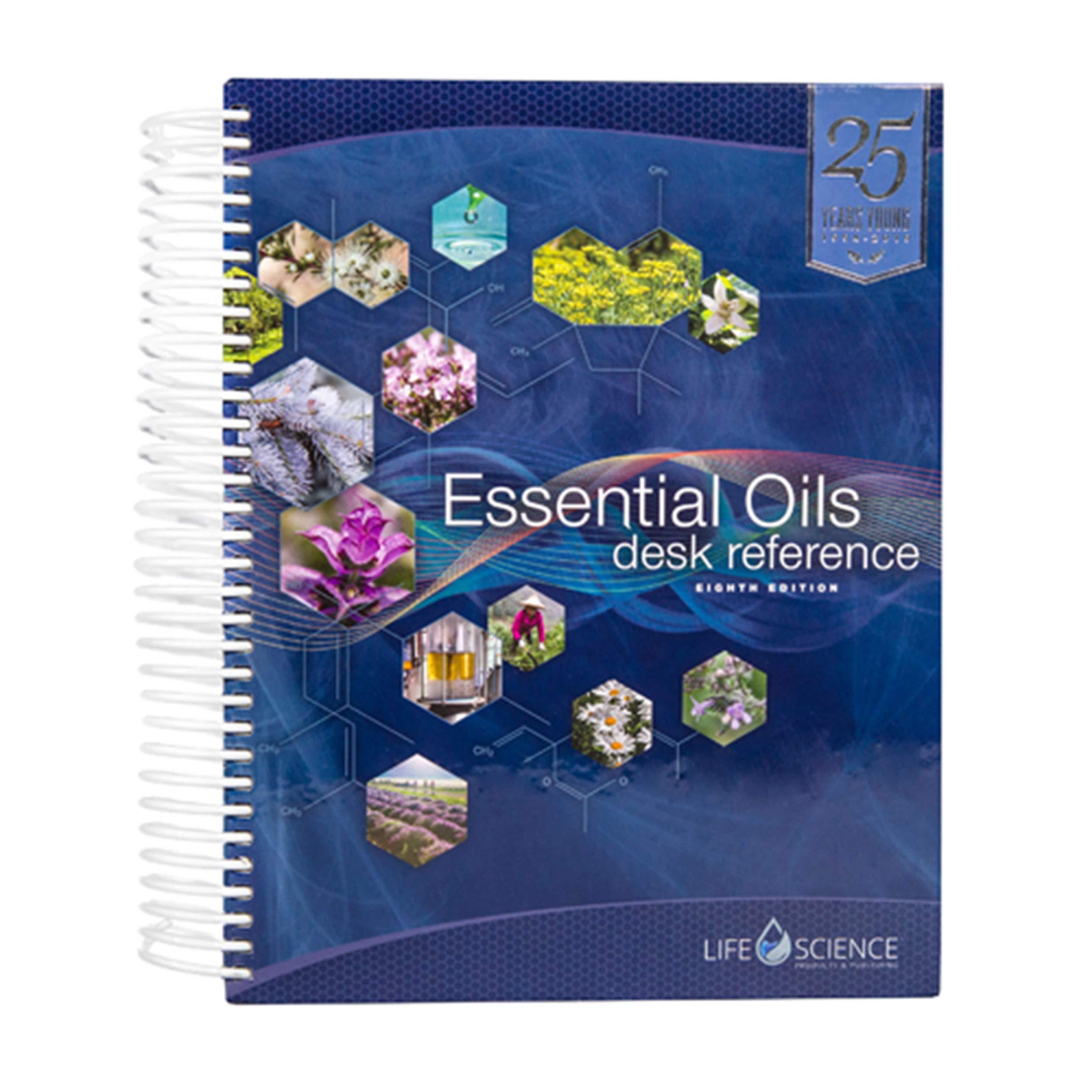 Essential Oils Desk Reference FULL COLOR