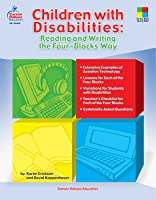 Carson Dellosa | Children with Disabilities: Reading and Writing the Four-Blocks® Way Workbook | Grades 1–3, Printable