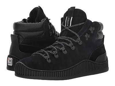 Z Zegna Techmerino Hiking Mountaineer Sneaker (Navy) Men
