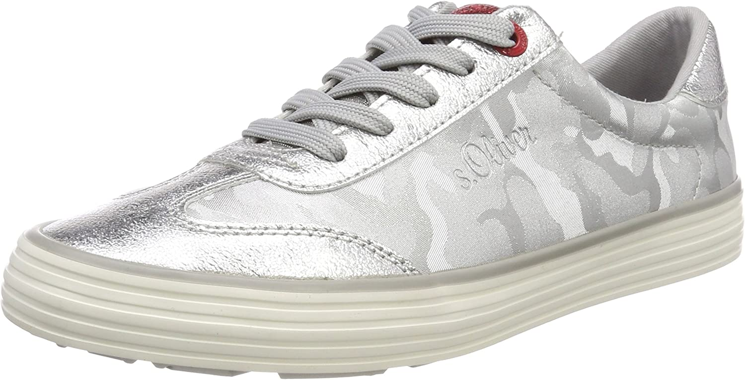 S.Oliver Women's 23646 Low-Top Sneakers