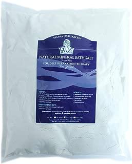 Celtic Sea Salt Natural Fine Ground Bath Salt, 5 Pound