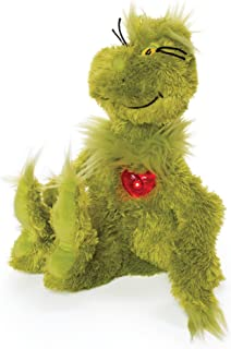 Best Manhattan Toy Dr. Seuss Grinch with Light Up Heart Plush Review