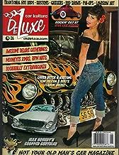 Car Kulture Deluxe Magazine August 2019 + FREE CAR MAGAZINE