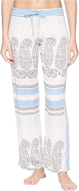 Vintage Paisley Pants